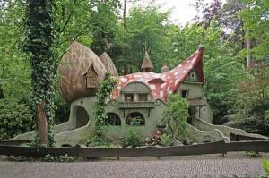 Интересные дома