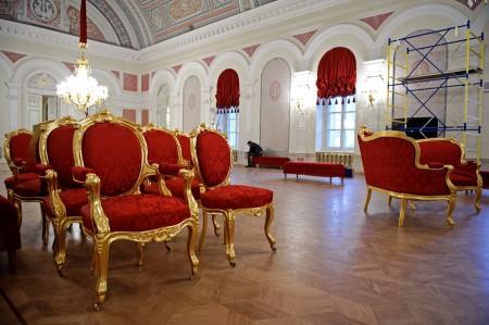 Государственный Большой Академический театр.