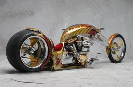 Самый красивый мотоцикл в мире.