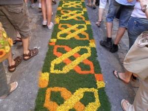Цветочные ковры Мира.
