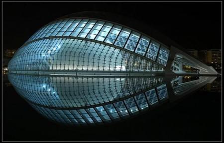 """Потрясающий """"Город науки и искусств""""."""