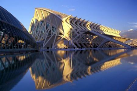 """Валенсия - """"Город науки и искусств""""."""