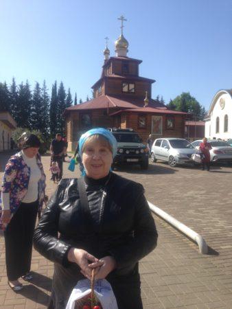Ирина Украинцева (Мигаль)